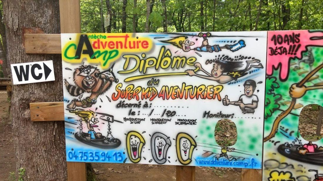 Klimbos Adventure camp